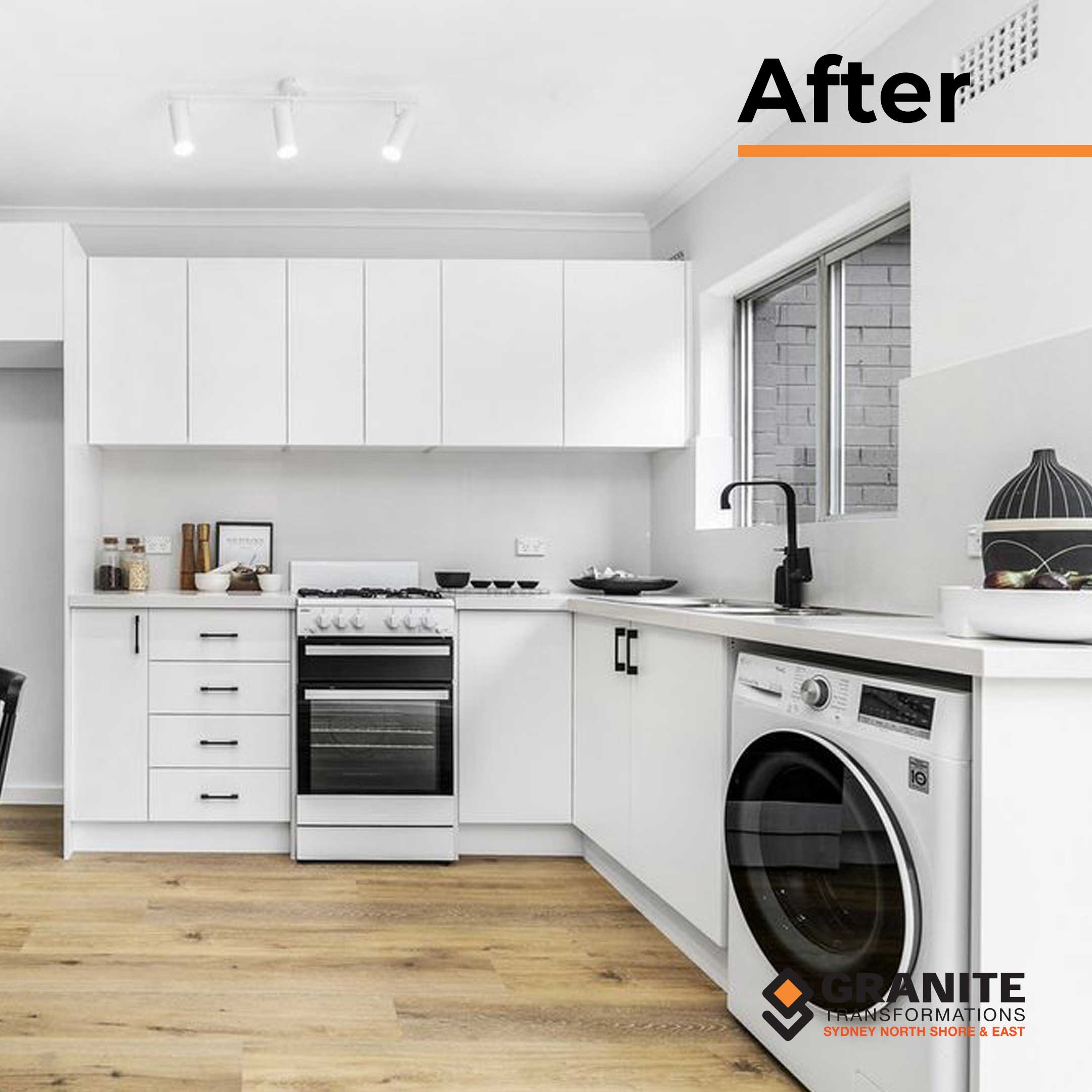 Toghill Kitchen Makeover After