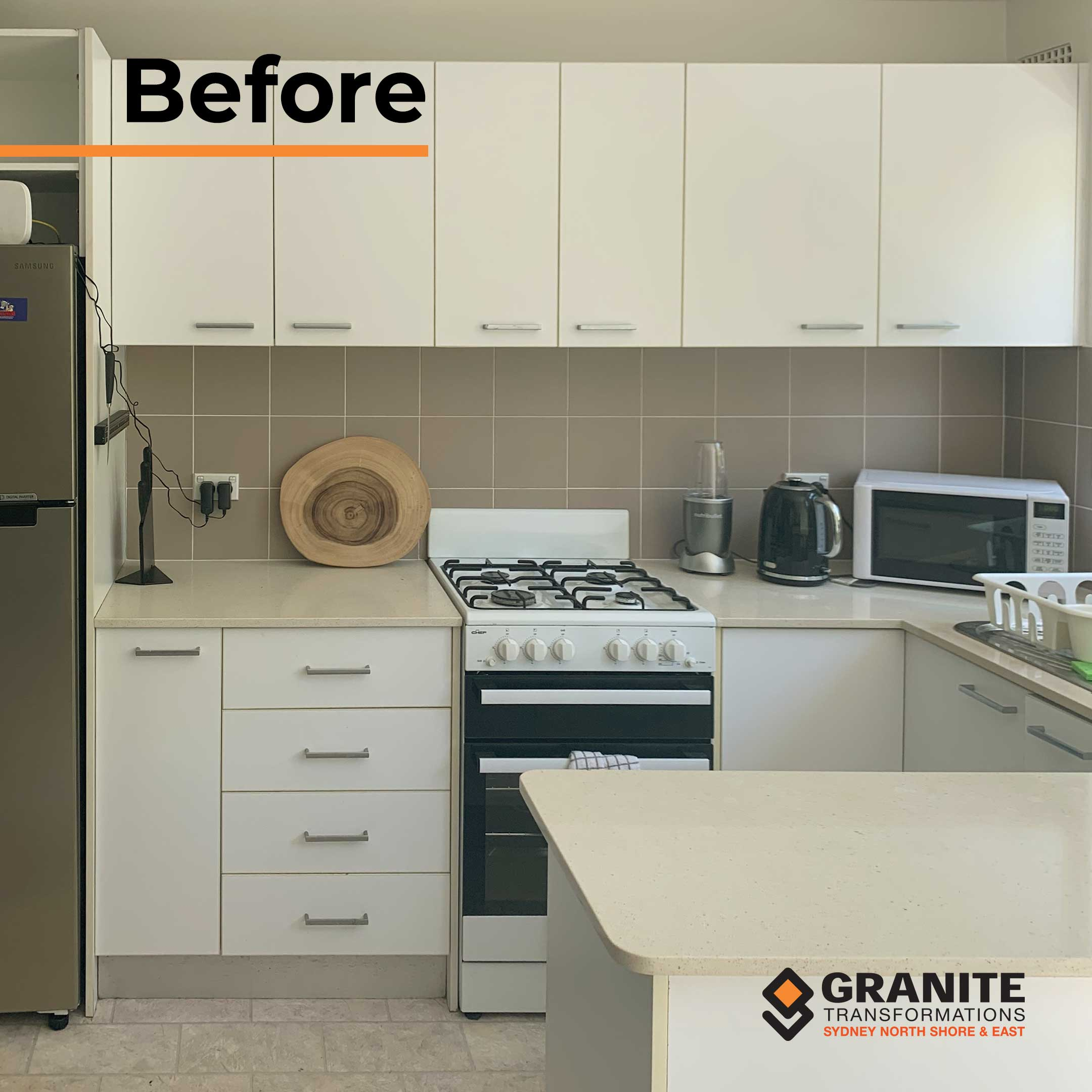 Toghill Kitchen Makeover Before
